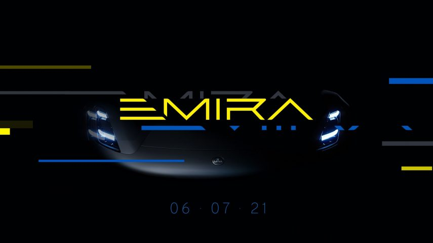 Lotus Emira, el último a cargo de representar el motor de combustión interna