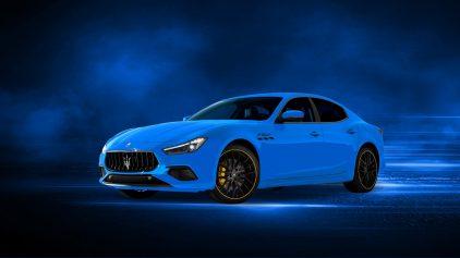 Maserati Ghibli F Tributo Special Edition 2021