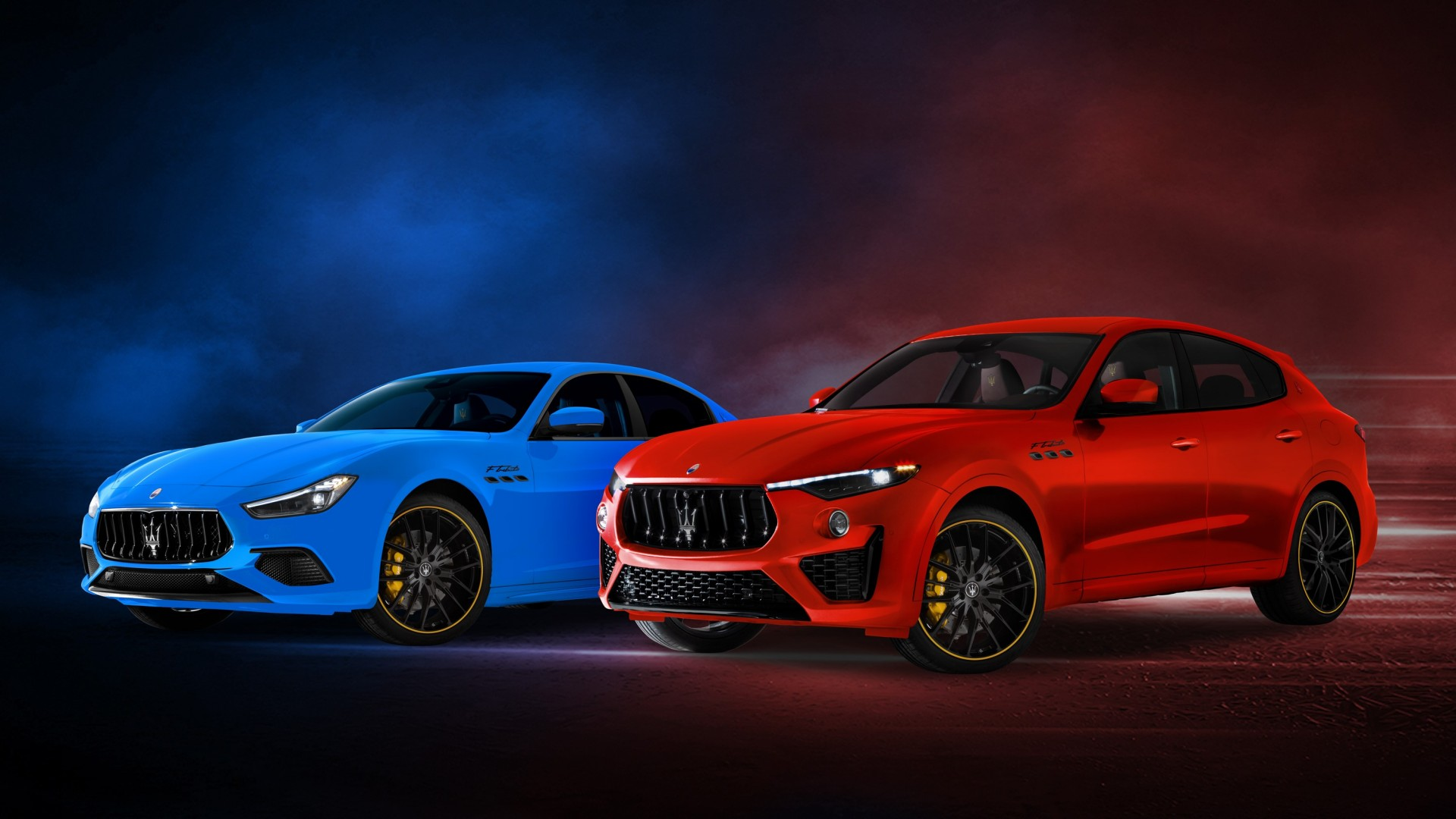 La oferta F Tributo de Maserati conmemora 95 años de historia en competición