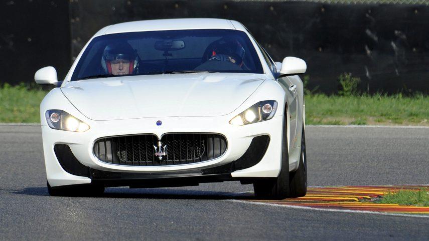 Coche del día: Maserati GranTurismo MC Stradale (M145)