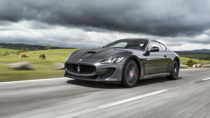 Maserati Granturismo MC Stradale 2013 1