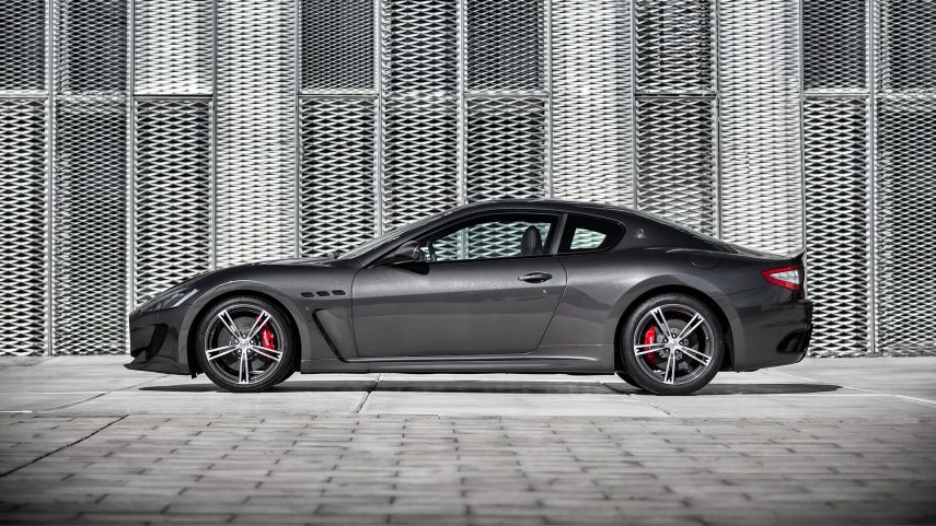 Maserati Granturismo MC Stradale 2013 3