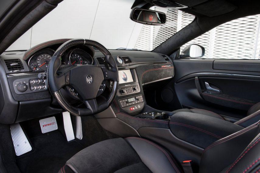 Maserati Granturismo MC Stradale 2013 7