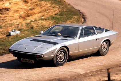Maserati Khamsin 1973 1