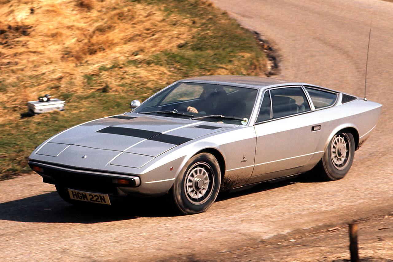 Coche del día: Maserati Khamsin (AM120)