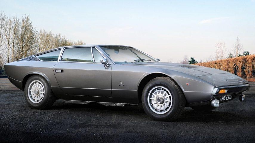 Maserati Khamsin 1977 1