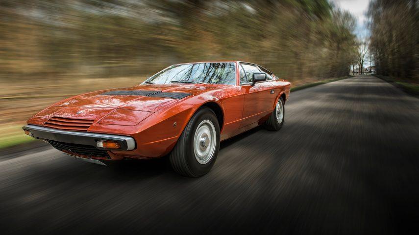 Maserati Khamsin 1977 2