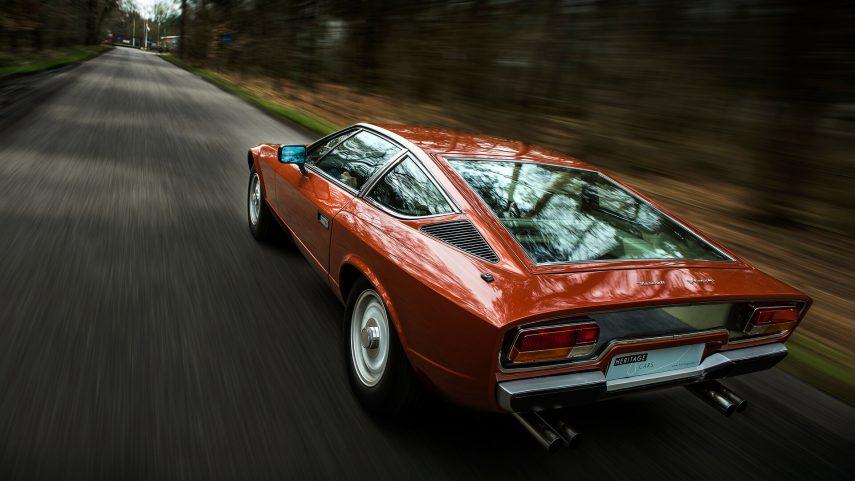Maserati Khamsin 1977 3