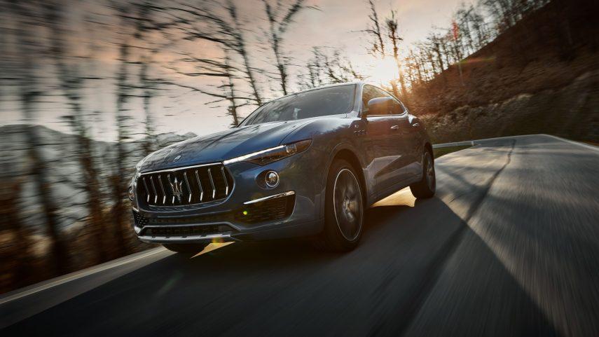 Maserati Levante Hybrid 2021, nueva versión con 330 CV y 450 Nm