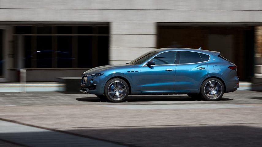 Maserati Levante Hybrid 2021 (25)