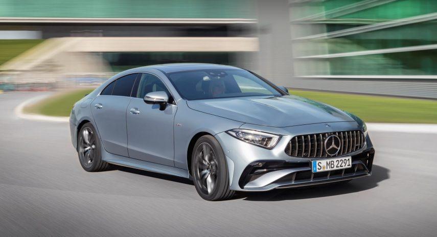 Mercedes AMG CLS 53 2021 (1)