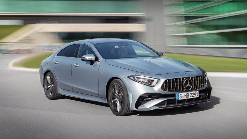 Mercedes-Benz CLS 2021, buscando un poco más de distinción