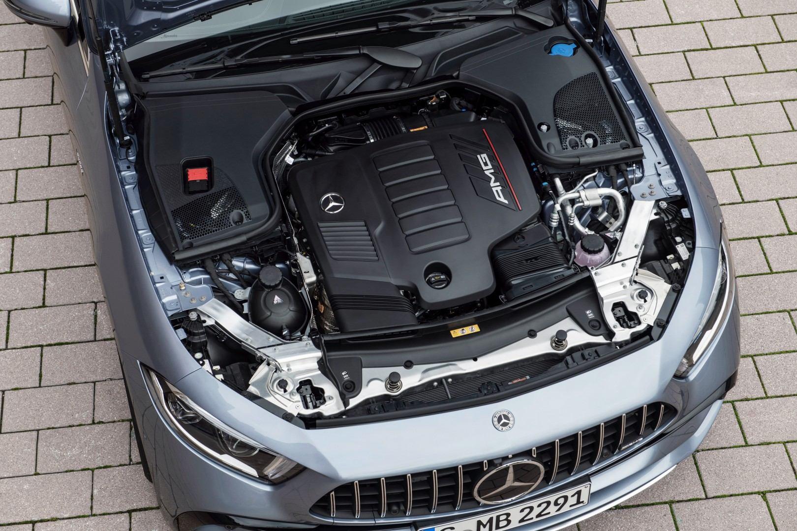Mercedes AMG CLS 53 2021 (21)