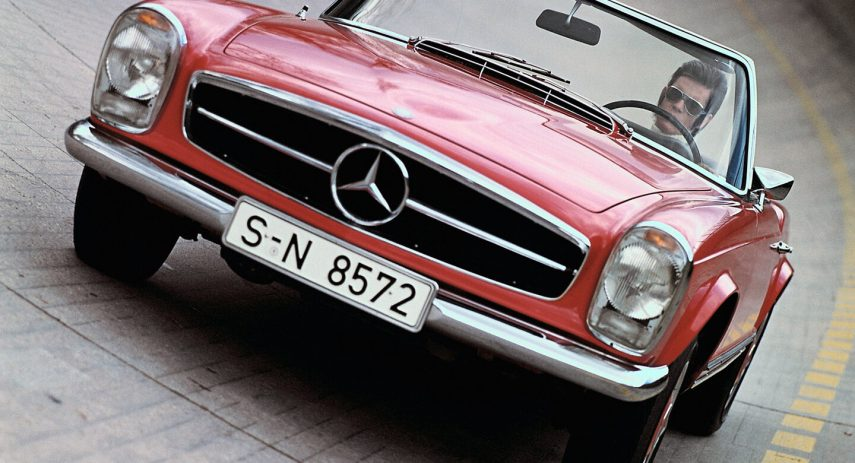 Mercedes Benz 230 SL W113 1