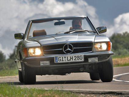 Mercedes Benz 280 SL R107