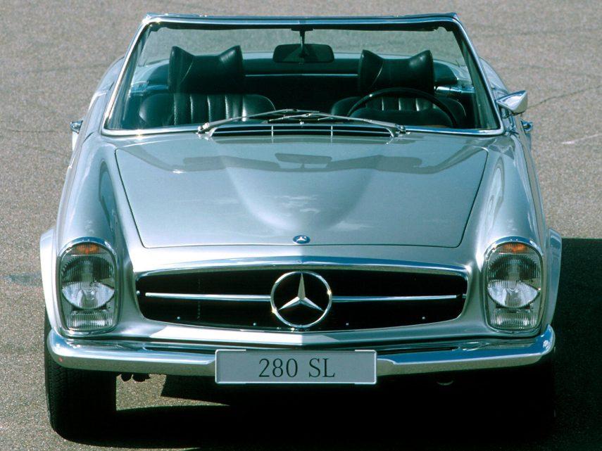 Mercedes Benz 280 SL W113 1