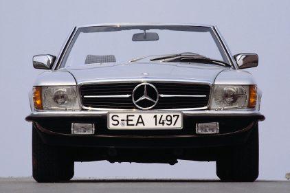 Mercedes Benz 380 SL R107 1