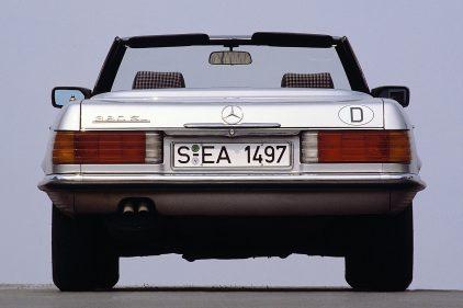 Mercedes Benz 380 SL R107 2