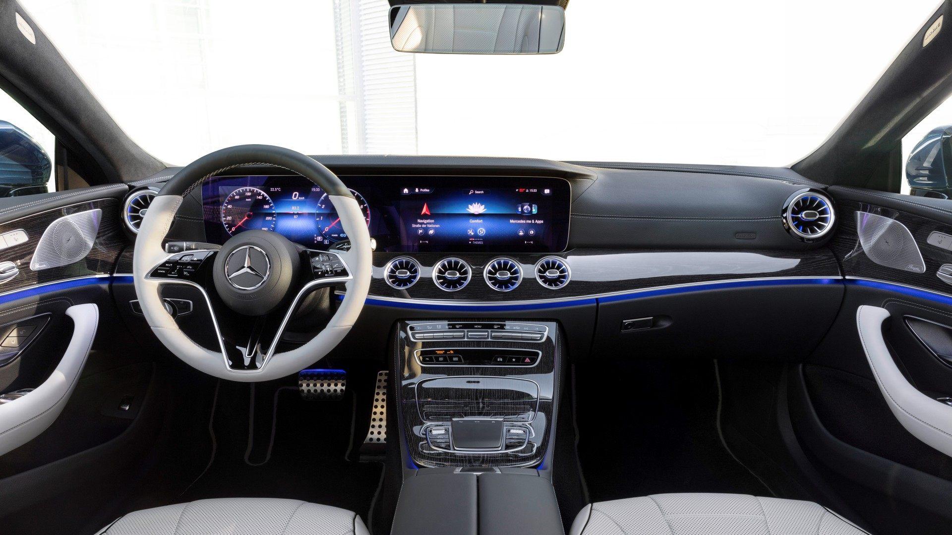 Mercedes Benz CLS 2021 (21)