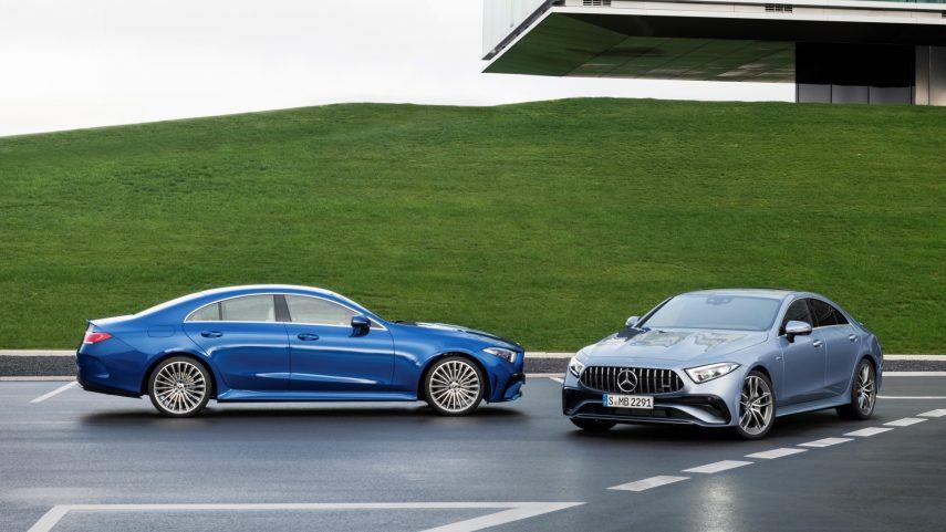 Mercedes Benz CLS 2021 (72)
