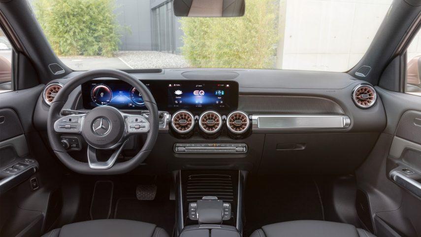 Mercedes Benz EQB 2022 (14)