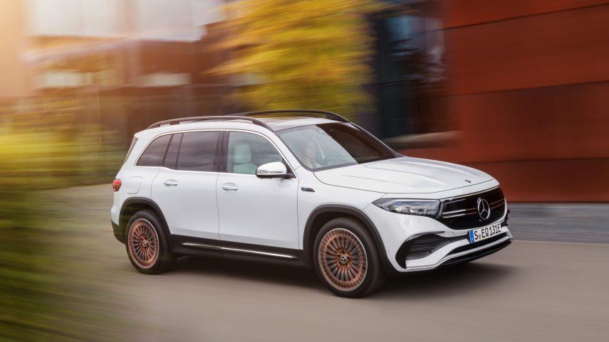 Mercedes Benz EQB 2022 (20)