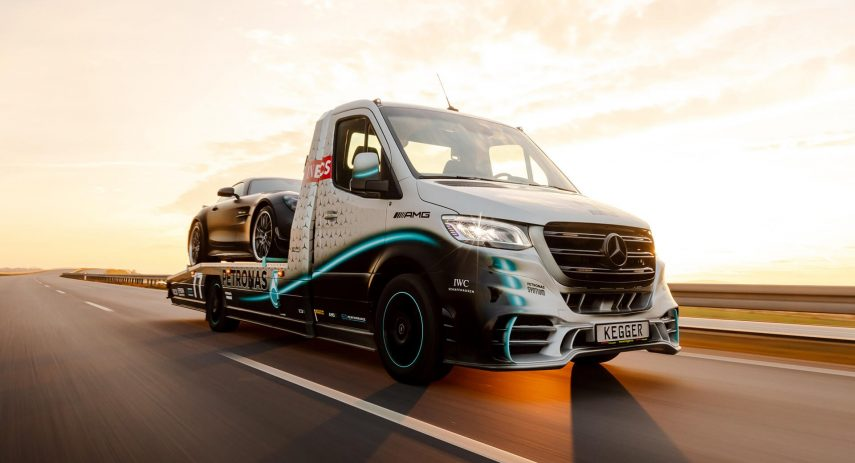 Mercedes Benz Sprinter Petronas Edition by Kegger (2)