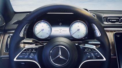 Mercedes Maybach S480 2021 China (10)