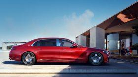 Mercedes Maybach S480 2021 China (3)