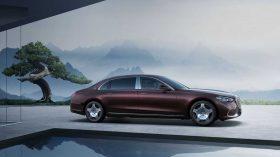 Mercedes Maybach S480 2021 China (4)
