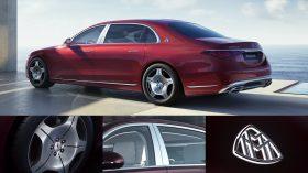 Mercedes Maybach S480 2021 China (7)
