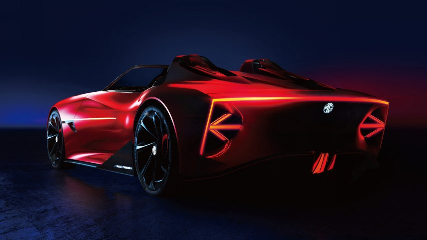 MG Cyberster Concept 2021 (2)