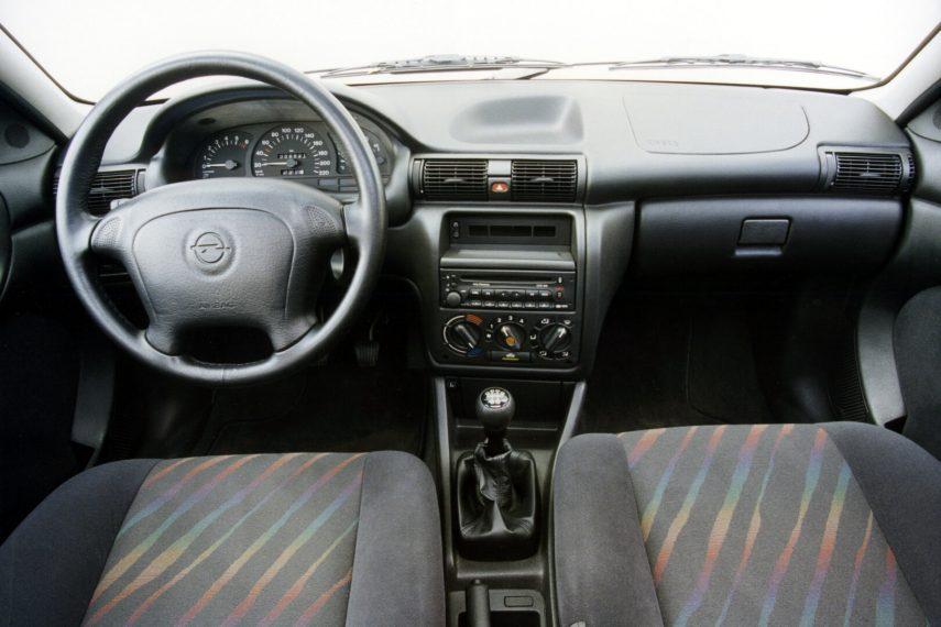 Opel Astra 3p Dream 1996