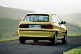 Opel Astra 3p Sport 18 1994 2