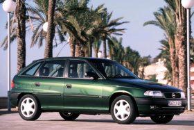 Opel Astra 5p GLS 1994