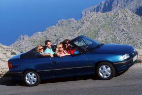 Opel Astra Cabrio 1993