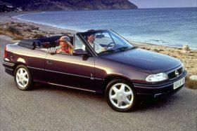 Opel Astra Cabrio 1994