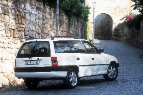 Opel Astra Caravan Club 17 TD 1994