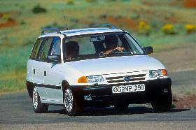 Opel Astra Caravan GL 1991