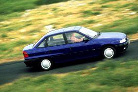 Opel Astra Sedan GL 1994