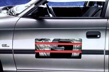 Opel Astra seguridad 2