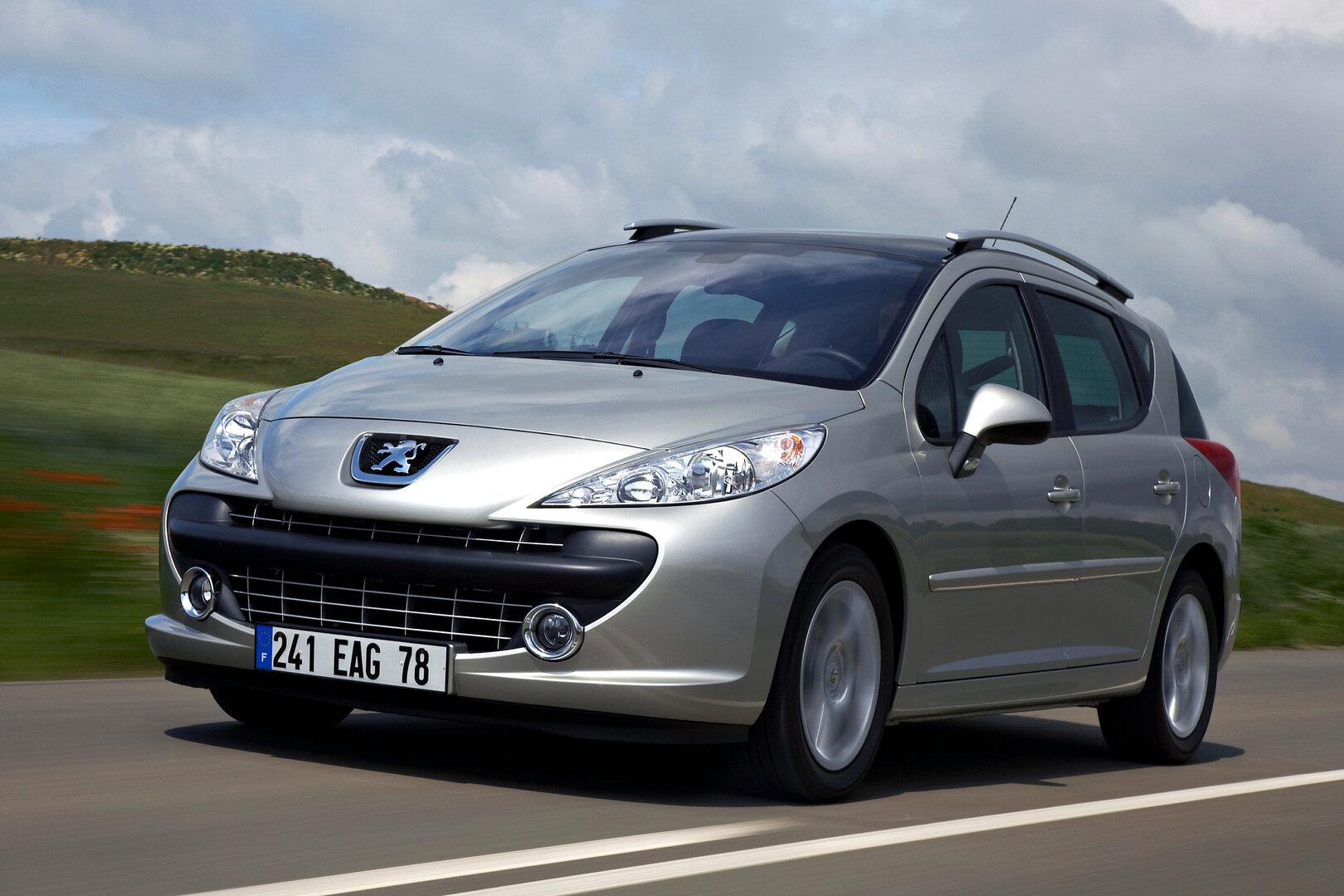 Coche del día: Peugeot 207 SW