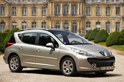 Peugeot 207 SW 2007 2