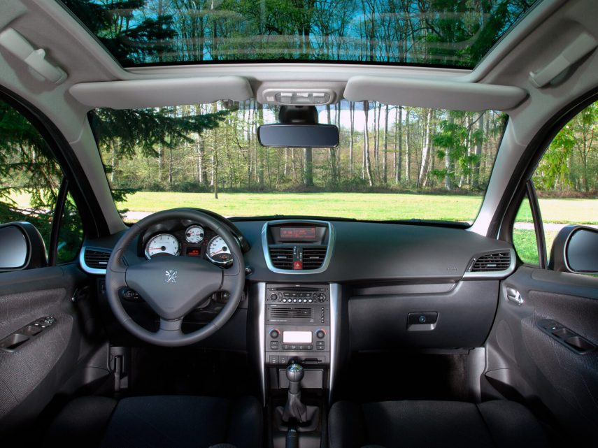 Peugeot 207 SW 2007 4