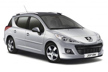Peugeot 207 SW 2009 1