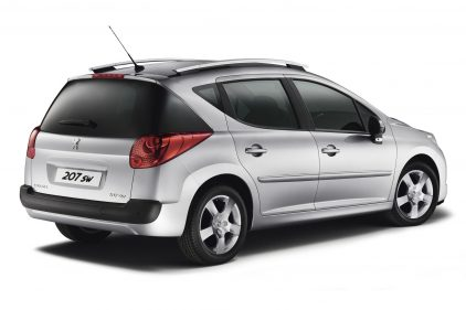 Peugeot 207 SW 2009 2