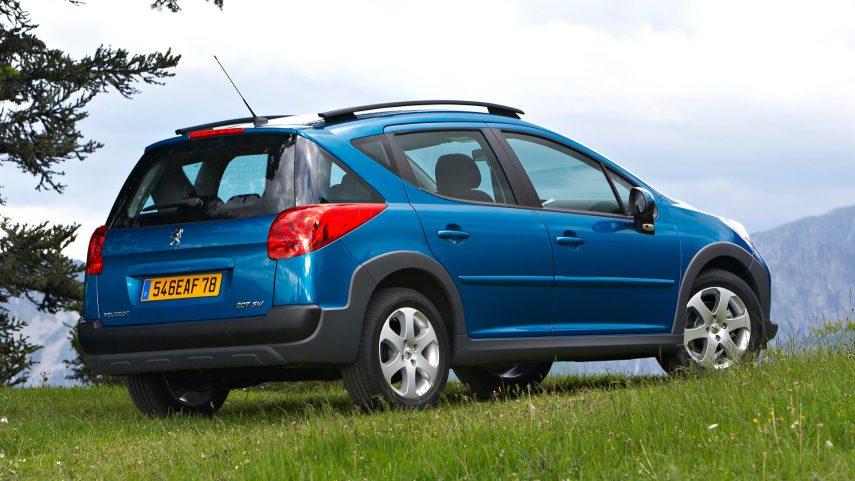 Peugeot 207 SW Outdoor 2007