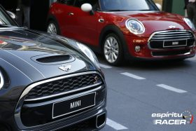 Presentacion MINI F56 en Madrid 2014 4