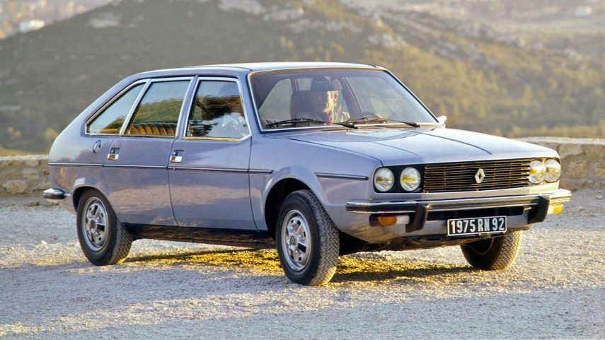 Coche del día: Renault 30 TS