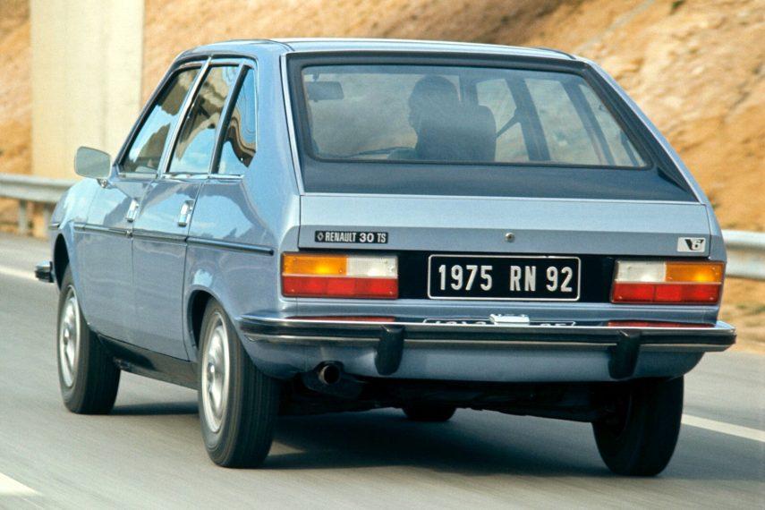 Renault 30 TS 4